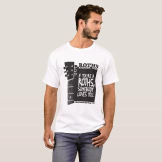 Pièce en t de base t-shirt