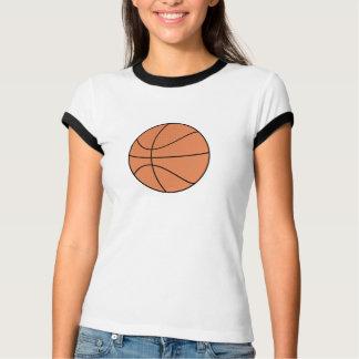 Pièce en t de basket-ball de nouille t-shirt