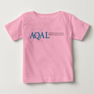 Pièce en t de bébé de journal d'AQAL T-shirt Pour Bébé