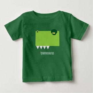 Pièce en t de bébé de Tyrannosaurus T-shirt Pour Bébé