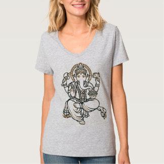 Pièce en t de dames Ganesh T-shirt