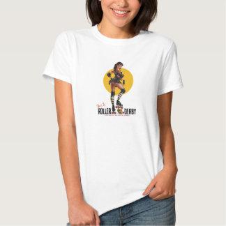 Pièce en t de dames t-shirt