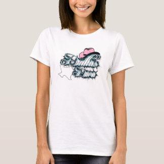 Pièce en t de diva de Dallas T-shirt
