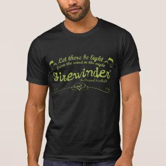Pièce en t de Firewinder (chaux/détruit) T-shirt