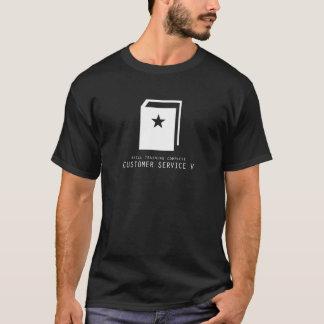 Pièce en t de formation de compétence du service à t-shirt