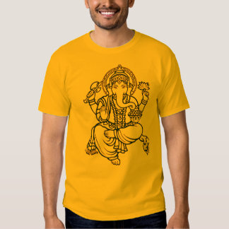 Pièce en t de Ganesh T-shirt