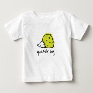 Pièce en t de hérisson de bébé/enfants t-shirt pour bébé