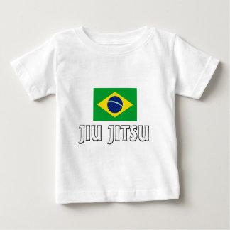 Pièce en t de Jiu Jitsu de Brésilien T-shirt Pour Bébé