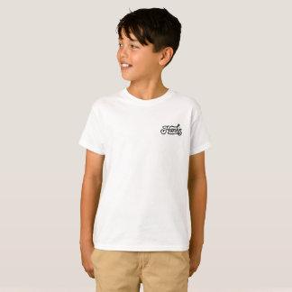 Pièce en t de la corde de Hank (enfants) dans le T-shirt