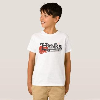 Pièce en t de la guitare de Hank (enfants) dans le T-shirt