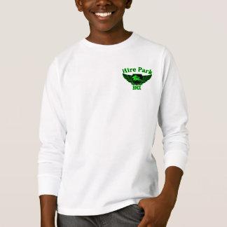 Pièce en t de la jeunesse LS du parc BMX de T-shirt