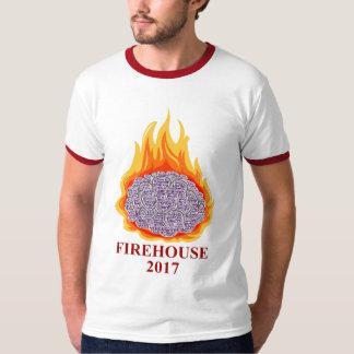 Pièce en t de la sonnerie de 2017 hommes t-shirt