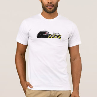 pièce en t de l'attitude 350z t-shirt