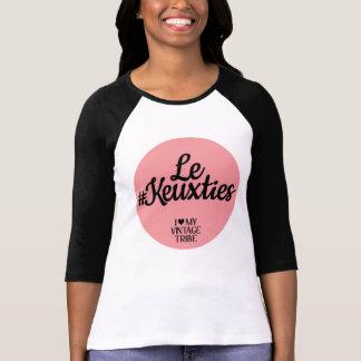 Pièce en t de Le #Keuxties Raglan T-shirt