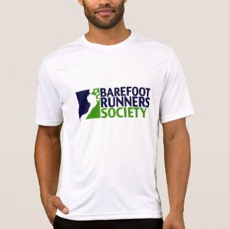 Pièce en t de logo de microfiber de la t-shirt
