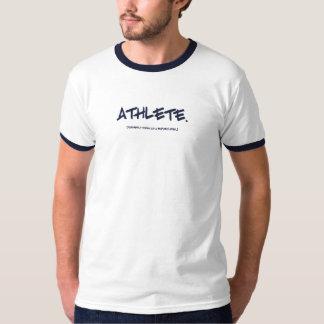 """""""Pièce en t de niveau de la liste d'athlète T-shirt"""