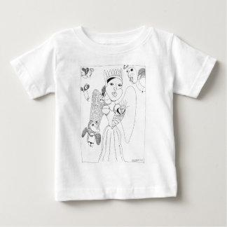 Pièce en t de nourrisson de Madonna T-shirts