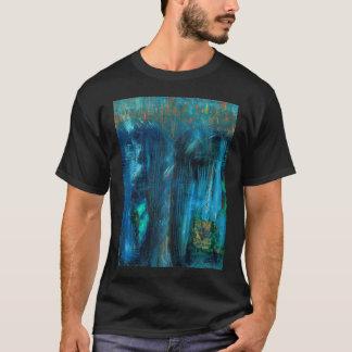 """Pièce en t de """"nuit"""" (acrylique) t-shirt"""