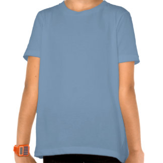 Pièce en t de perruche de bleu de ciel t-shirt