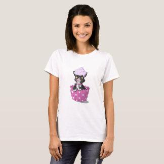 Pièce en t de petit gâteau de Sebrina T-shirt