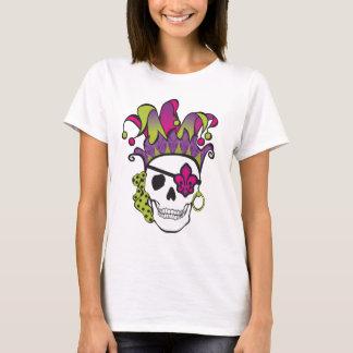 Pièce en t de pirate de mardi gras t-shirt
