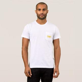 Pièce en t de poche de POP T-shirt