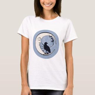Pièce en t de Raven de lune T-shirt