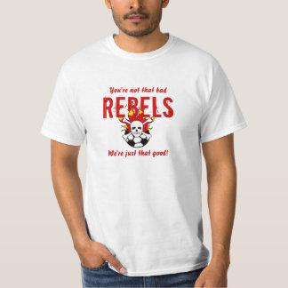 Pièce en t de rebelles t-shirt