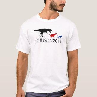 Pièce en t de remise de Gary Johnson 2012 T-shirt