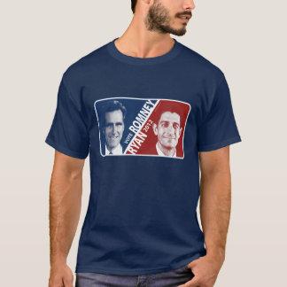 Pièce en t de Romney Ryan 2012 de vote T-shirt