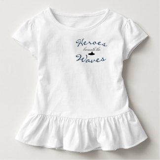 Pièce en t de ruche d'enfant en bas âge de prière t-shirt pour les tous petits