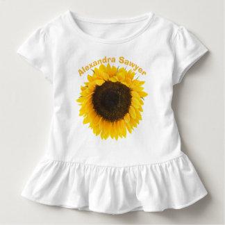 Pièce en t de ruche d'enfant en bas âge de t-shirt pour les tous petits