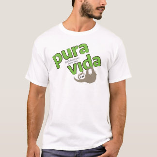 Pièce en t de sanctuaire de paresse de Vida T-shirt