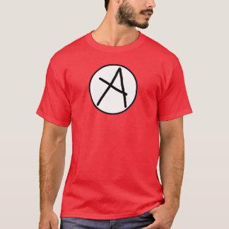 Pièce en t de super héros d'Ak T-shirt