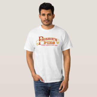 Pièce en t de tartes de Frisbie T-shirt