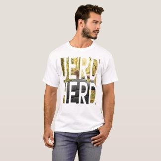 Pièce en t de troupeau de Jerd T-shirt
