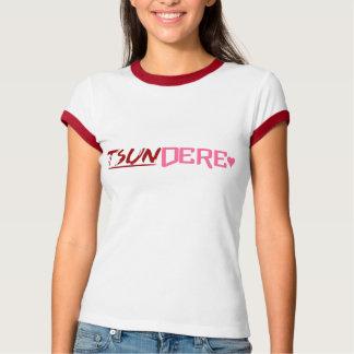 Pièce en t de Tsundere T-shirts