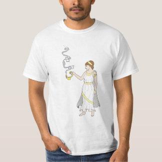 Pièce en t de valeur de psyché de Symposion de T-shirts