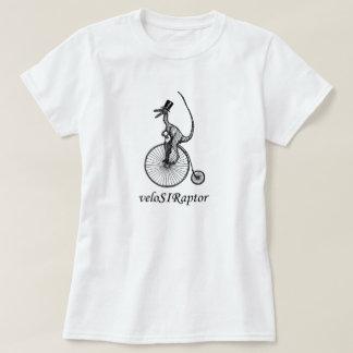 pièce en t de velociraptor pour des dames t-shirts