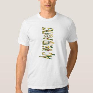 Pièce en t d'encolure ras du cou de culte de bruit t-shirt