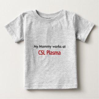Pièce en t d'enfant en bas âge t-shirt pour bébé