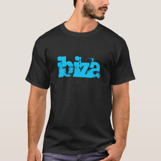 Pièce en t d'Ibiza de musique d'Acryl T-shirt