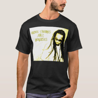 """Pièce en t """"DONNEZ MERCIS"""" de maître de cérémonie T-shirt"""
