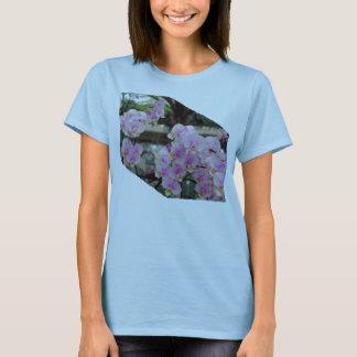 Pièce en t d'orchidées de Phalaenopsis T-shirt