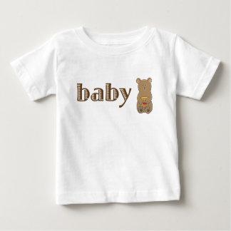 pièce en t d'ours de bébé t-shirt pour bébé