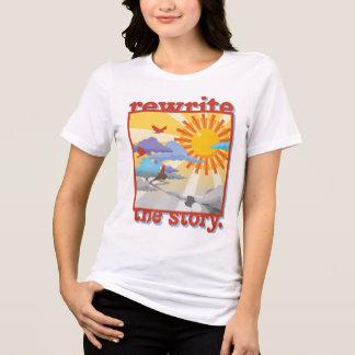 """Pièce en t du Jersey de """"auteur"""" T-shirt"""