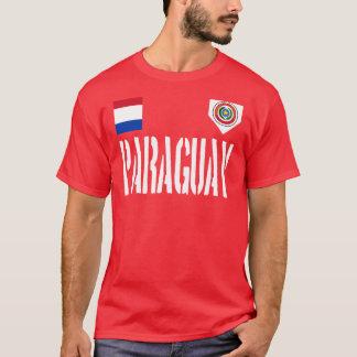 Pièce en t du Paraguay T-shirt