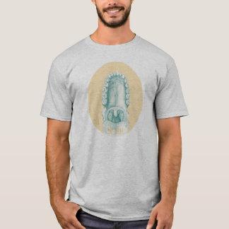 Pièce en t graphique de bouche - dites Ahhh T-shirt
