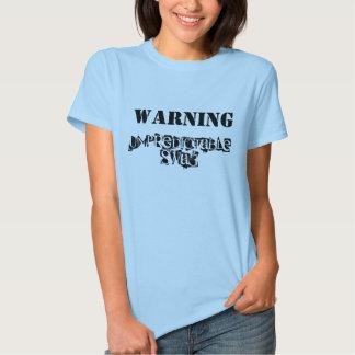 Pièce en t imprévisible de Babydoll de butin T-shirts