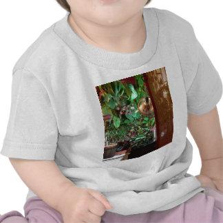 Pièce en t infantile avec la photo d'intérieur de t-shirt